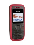Mobile phone Nokia 1208. Photo 2