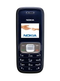 Mobile phone Nokia 1209. Photo 2