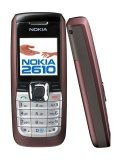 Mobile phone Nokia 2610. Photo 3