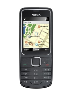 Mobile phone Nokia 2710 Navigation Edition. Photo 1