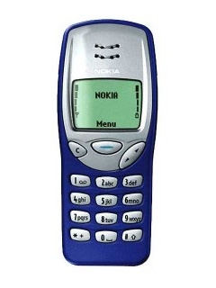 Mobile phone Nokia 3210. Photo 1