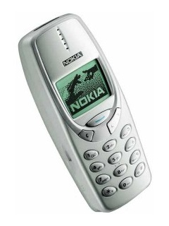 Mobile phone Nokia 3310. Photo 1