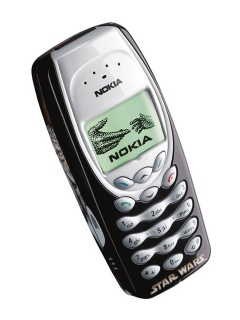 Mobile phone Nokia 3410. Photo 1
