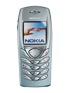 Mobile phone Nokia 6100. Photo 1