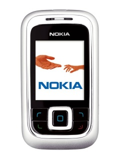 Mobile phone Nokia 6111. Photo 1