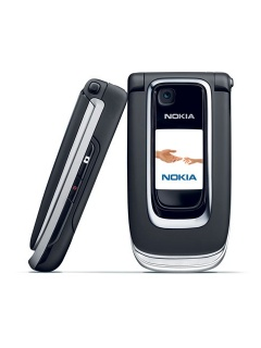 Mobile phone Nokia 6131. Photo 1