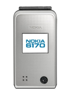 Mobile phone Nokia 6170. Photo 1