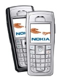 Mobile phone Nokia 6230. Photo 3