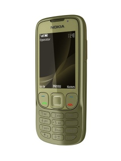 Mobile phone Nokia 6303i. Photo 1