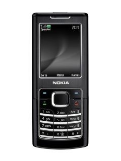 Mobile phone Nokia 6500 classic. Photo 1