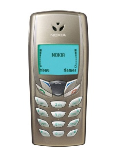 Mobile phone Nokia 6510. Photo 1