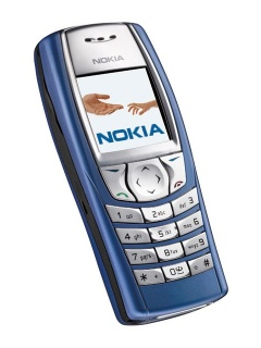 Mobile phone Nokia 6610i. Photo 1