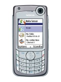 Mobile phone Nokia 6680. Photo 6