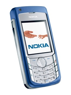 Mobile phone Nokia 6681. Photo 1