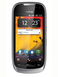 Mobile phone Nokia 701. Photo 1