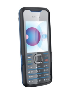 Mobile phone Nokia 7210 Supernova. Photo 1