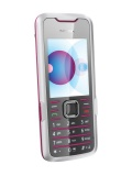 Mobile phone Nokia 7210 Supernova. Photo 3