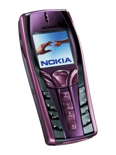 Mobile phone Nokia 7250. Photo 1