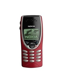 Mobile phone Nokia 8210. Photo 1