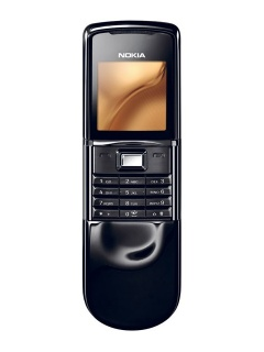 Mobile phone Nokia 8800 Sirocco. Photo 1