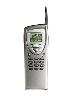 Mobile phone Nokia 9210. Photo 1