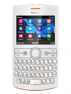 Mobile phone Nokia Asha 205. Photo 1