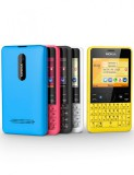 Mobile phone Nokia Asha 210. Photo 6