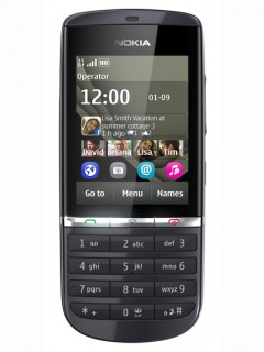 Mobile phone Nokia Asha 300. Photo 1
