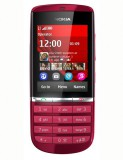 Mobile phone Nokia Asha 300. Photo 3