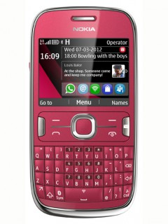 Mobile phone Nokia Asha 302. Photo 1