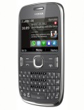 Mobile phone Nokia Asha 302. Photo 4