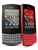 Mobile phone Nokia Asha 303. Photo 3