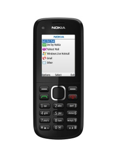 Mobile phone Nokia C1-02. Photo 1