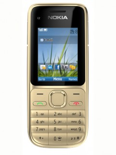 Mobile phone Nokia C2-01. Photo 1