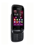 Mobile phone Nokia C2-02. Photo 3