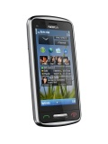 Mobile phone Nokia C6-01. Photo 3