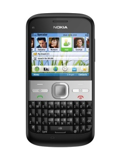 Mobile phone Nokia E5. Photo 1
