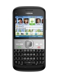 Mobile phone Nokia E5. Photo 2