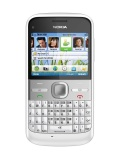 Mobile phone Nokia E5. Photo 6