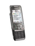 Mobile phone Nokia E66. Photo 3