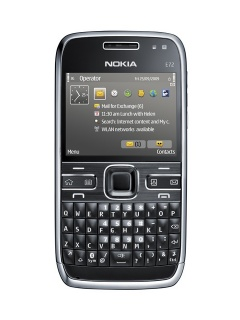 Mobile phone Nokia E72. Photo 1