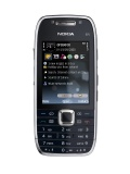 Mobile phone Nokia E75. Photo 2