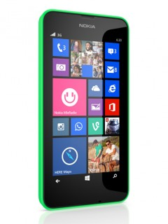 Mobile phone Nokia Lumia 630 Dual SIM. Photo 1