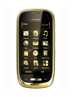 Mobile phone Nokia Oro. Photo 1