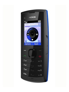 Mobile phone Nokia X1-00. Photo 1