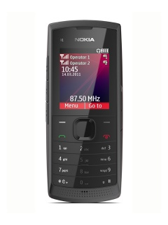 Mobile phone Nokia X1-01. Photo 1