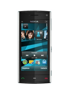 Mobile phone Nokia X6 8Gb. Photo 1