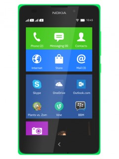 Mobile phone Nokia XL. Photo 1