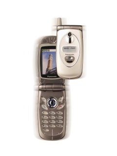 Mobile phone Panasonic Gd87. Photo 1