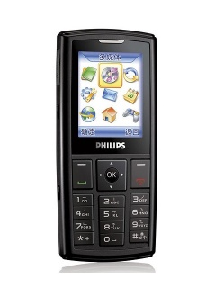 Mobile phone Philips 290. Photo 1